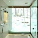Glass Houseの写真 浴室(撮影:KEN五島)