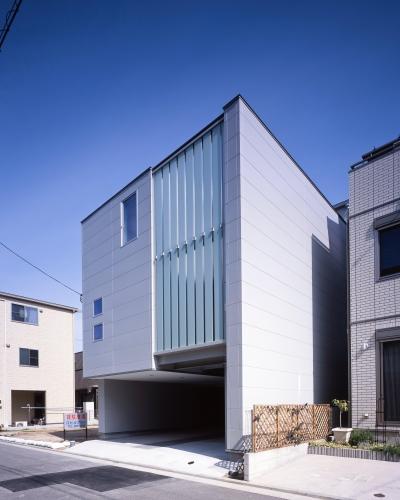 段原の家 House In Danbara (外観)