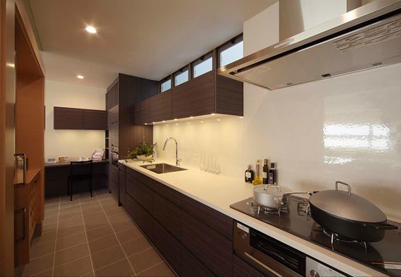 The URBANの部屋 キッチン