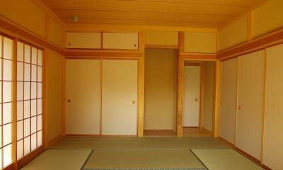 平屋 純和風スタイル 幸せエコ住宅 (収納)