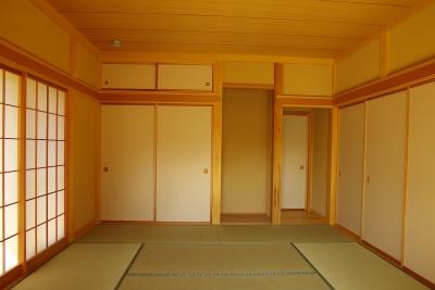 収納 (平屋 純和風スタイル 幸せエコ住宅)
