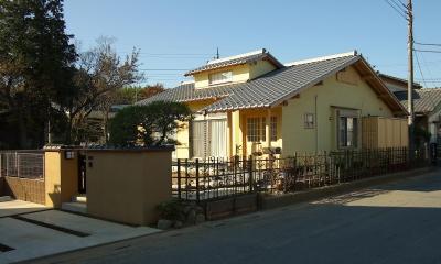 平屋 純和風スタイル 幸せエコ住宅