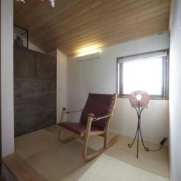 大田区南雪谷 K・H邸 (和室コーナー)
