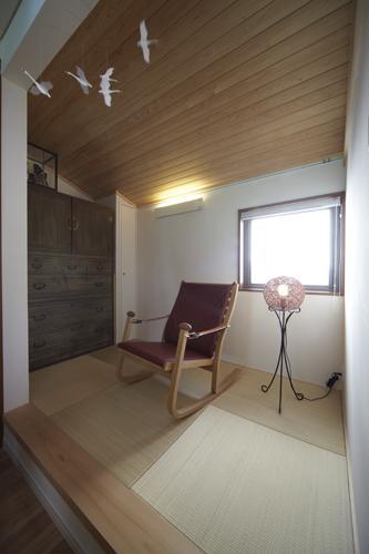 大田区南雪谷 K・H邸の写真 和室コーナー