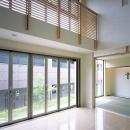 川口幸男の住宅事例「桶狭間の家」