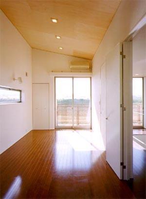 米が瀬町の家の写真 子供部屋(撮影:喜多章)