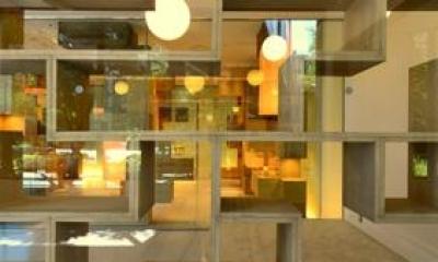 JAISTギャラリー(松田達建築設計事務所との共同設計)) (ギャラリー内2)