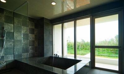 浴室|宮古の住宅1