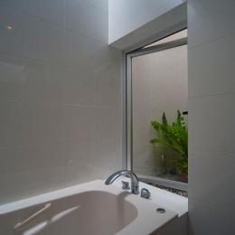 浦添の住宅2 (浴室)
