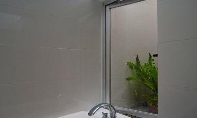 浴室|浦添の住宅2