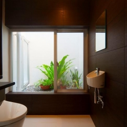 トイレ1 (浦添の住宅2)