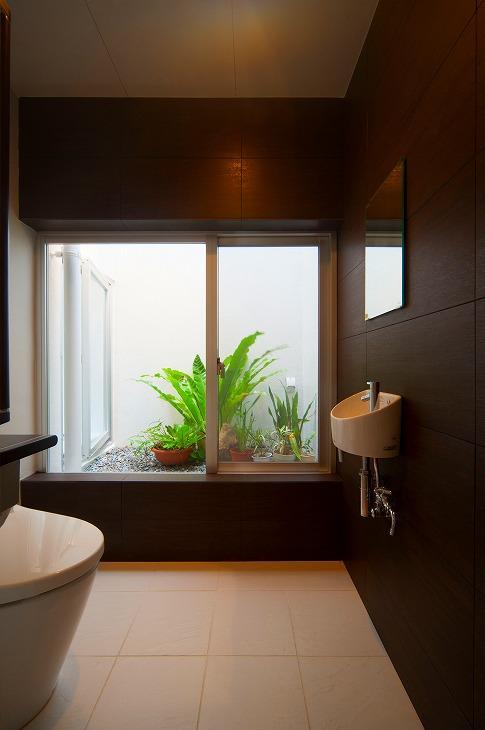 浦添の住宅2の写真 トイレ1