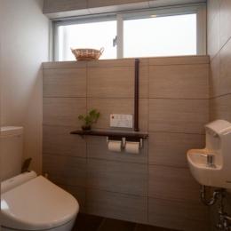 浦添の住宅2 (トイレ2)