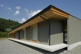 鮎立の家 (外観2)