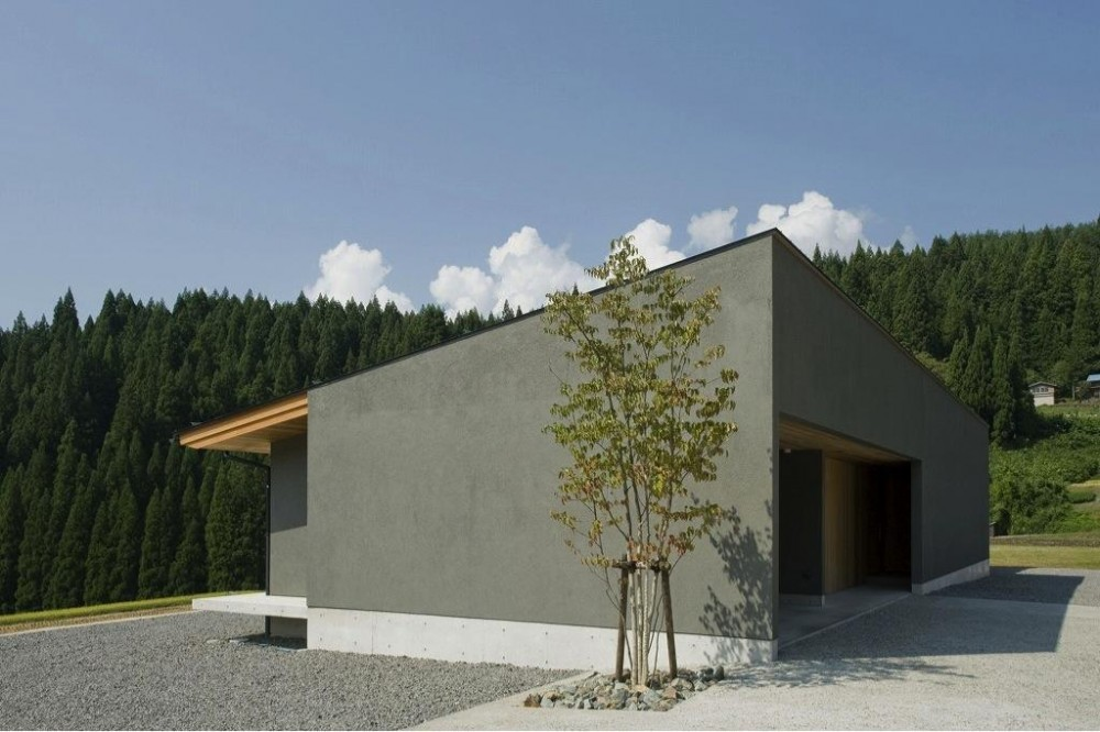 鮎立の家 (外観3)