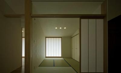 鮎立の家 (和室)