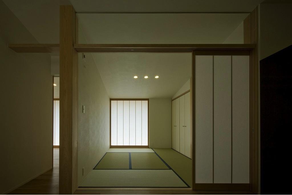 鮎立の家の部屋 和室