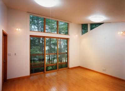 木立の家 (子供部屋)