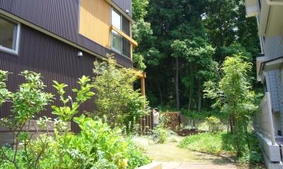 薪ストーブの木の家 スローライフ