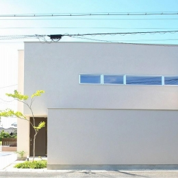 清須の家 (外観-正面)