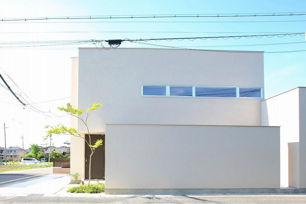 清洲の家の部屋 外観-正面