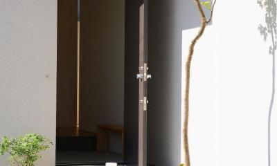 玄関|清須の家