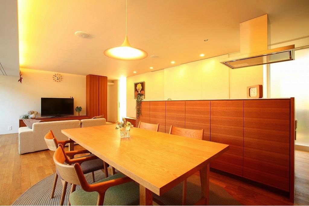 清洲の家の部屋 明るいLDK-3