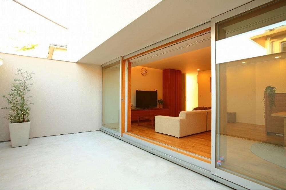 清須の家 (テラス)