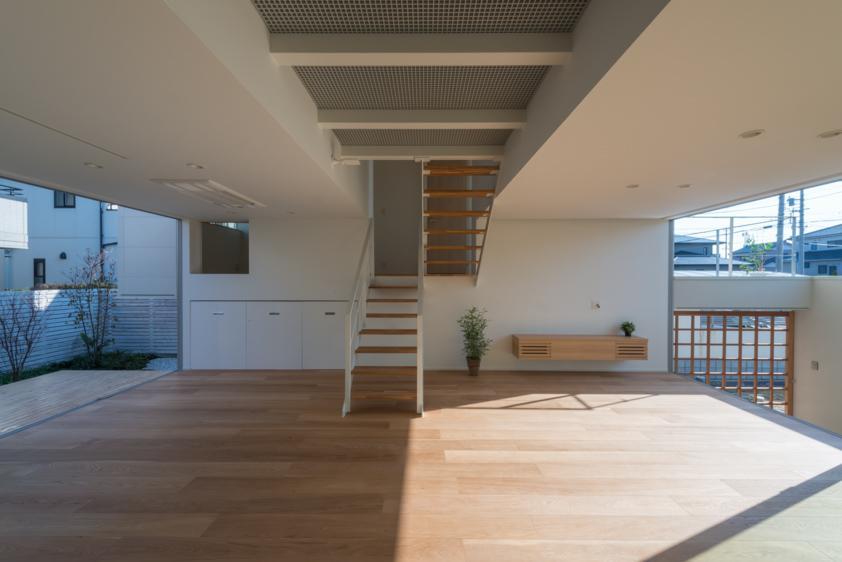 尾張旭の住宅の部屋 明るいLDK-1(撮影:谷川ヒロシ)