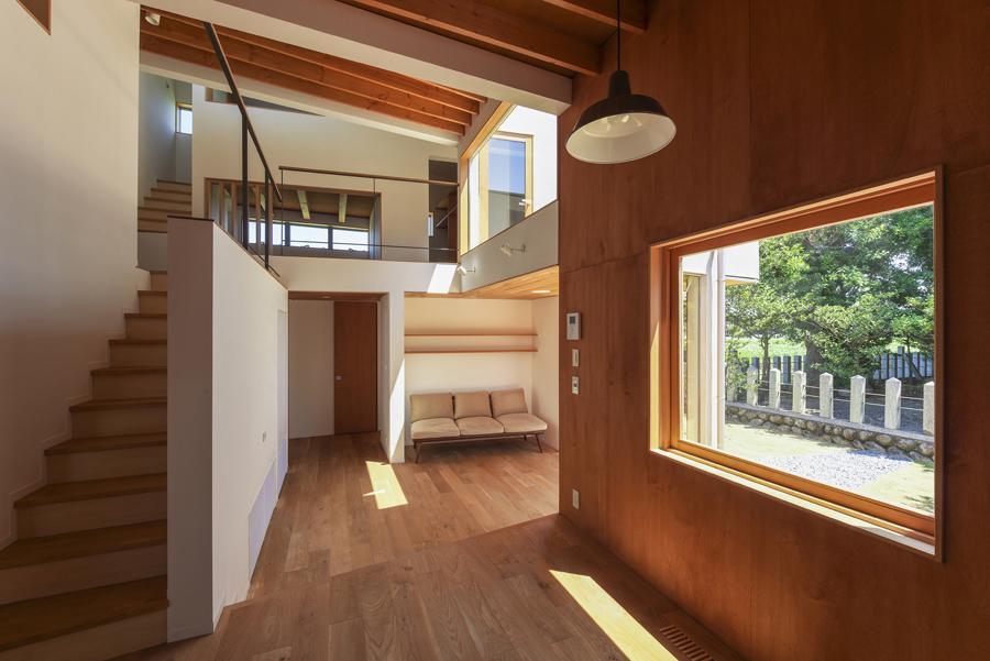 建築家:諸江一紀「東員の住宅」