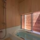 東員の住宅の写真 浴室(撮影:多田ユウコ)