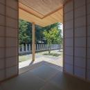 東員の住宅の写真 和室(撮影:多田ユウコ)