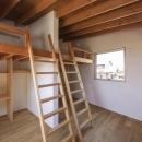 東員の住宅の写真 子供部屋(撮影:多田ユウコ)