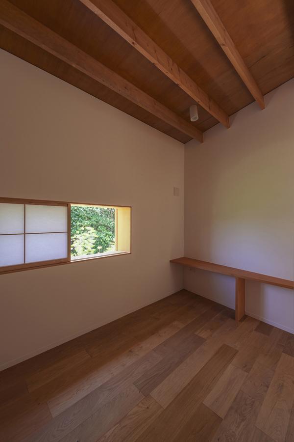 東員の住宅 (個室(撮影:多田ユウコ))