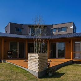 緑苑の家 (外観3)
