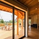 梶浦博昭の住宅事例「緑苑の家」