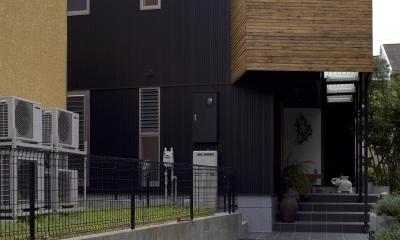 外観(北東)|都筑の家