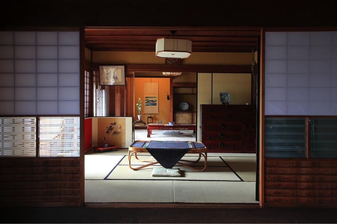 葵の部屋 和室