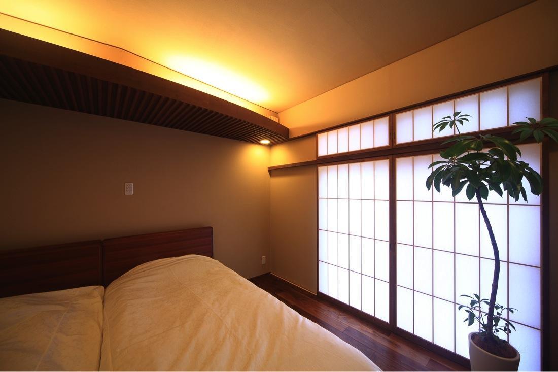 葵の部屋 ベッドルーム