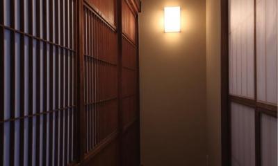 葵 (廊下)