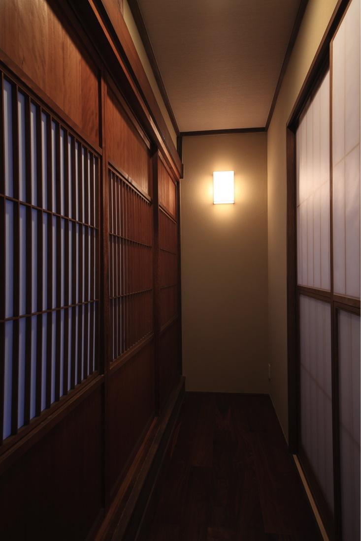 葵の部屋 廊下