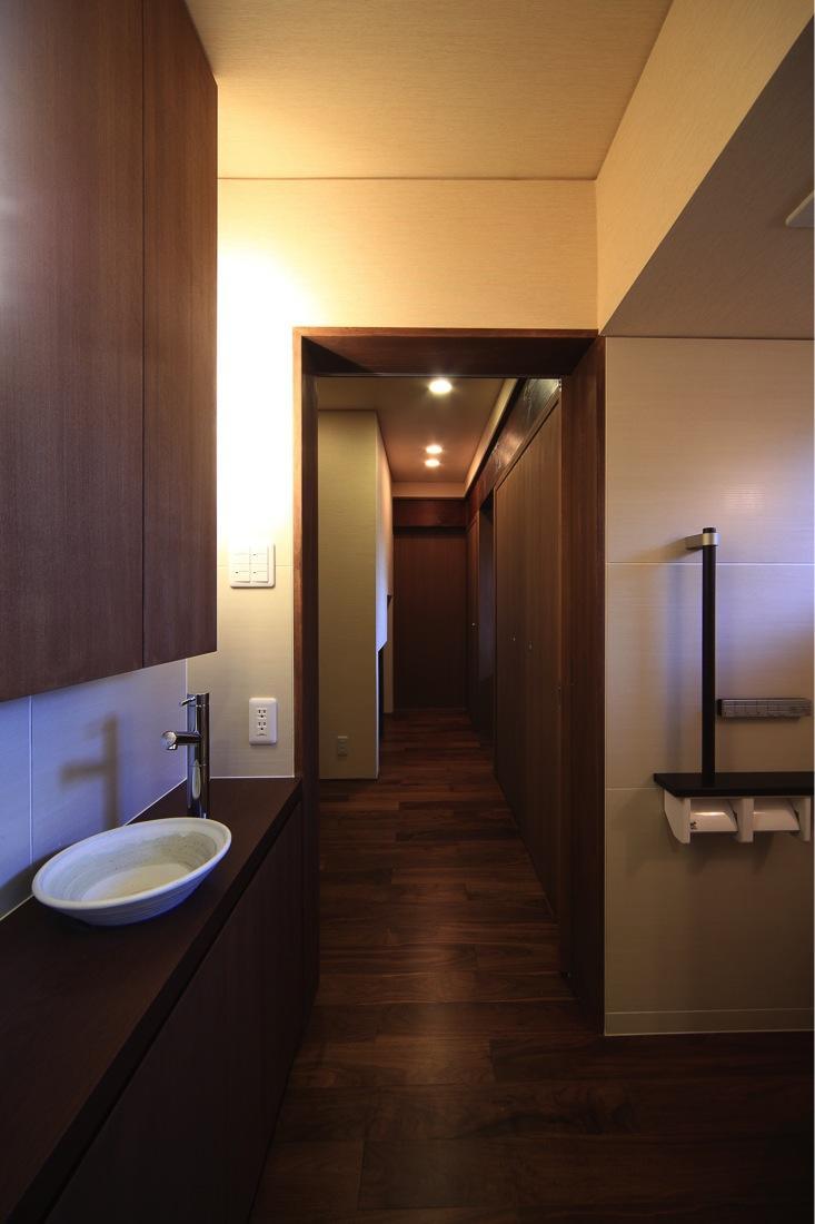 葵の部屋 洗面・トイレ