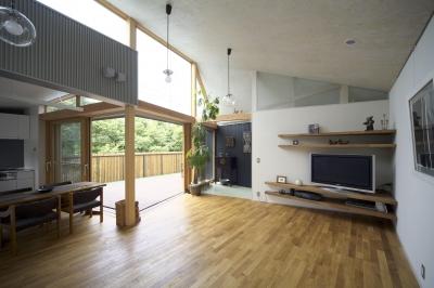 家族室 (都筑の家)