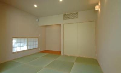 和室|八龍の家