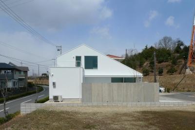 桑名の家 (外観)
