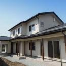 高橋友也の住宅事例「house-MSH」