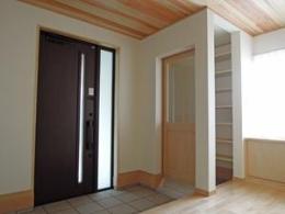 house-MSH (玄関)