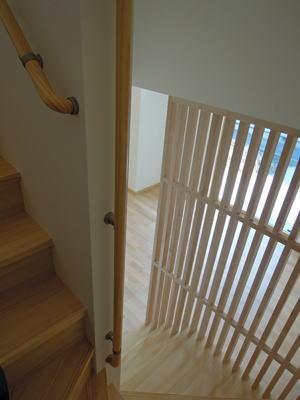 house-MSHの部屋 階段