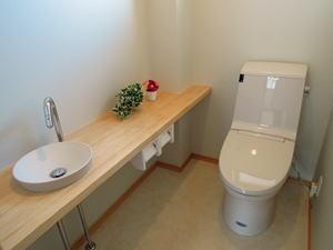 house-MSHの部屋 2階トイレ