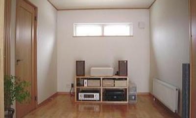 オーディオルーム|house-MTH